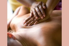 Offering-Per hour service: Swedish relaxing massage