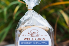 Online Listing: Blueberry and Almond Welsh Cakes - 12 packs of 6