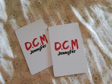 Vente: Carte cadeau Jennyfer (60€)