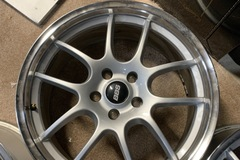 "Selling: 18"" VOXX Altos rims"