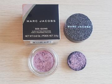 Venta: Marc Jacobs See-Quins SMASH GLITZ
