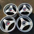 Selling: Trial Force Zelda 17x9 +35 4x114.3