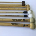Selling with online payment: 4 pair of mallets, Vic Firth , Mike Balter