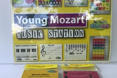Selling with online payment: 24 Notation Sign Cards + 15 Rhythm & Math Cards