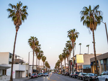 Monthly Rentals (Owner approval required): Los Angeles CA, Abbot Kinney Private Driveway Up to 4 Spots