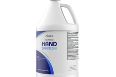 Buy Now: 1000 GALLONS Hand Sanitizer, Advanced Disinfectant Ethyl Alcohol