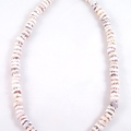 Liquidation/Wholesale Lot: Dozen Natural Colored Summer Shell Surfer Beach Necklaces