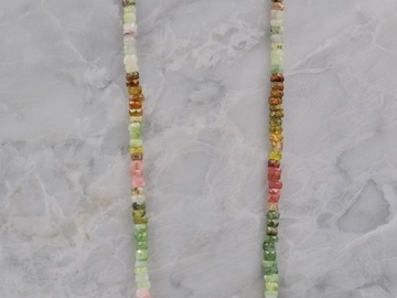 Selling: Watermelon Tourmaline Necklace