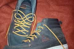 Vente: Chaussures en dain marron Lecoq - P. 42