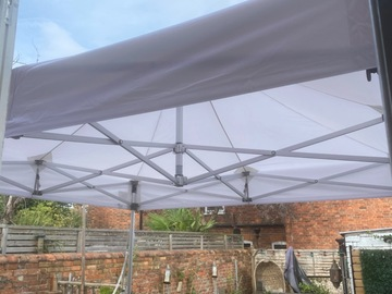 Renting out with online payment: Gala Tent - designed built in Britain- Commercial Use