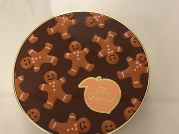 Venta: Gingerbread tan de too faced nuevo (e.l)