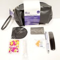 Buy Now: Right Gear – (9-Piece) First Class Travel Kit With Toiletry Bag