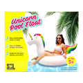Buy Now: Unicorn Pool Float Raft For Adults & Kids