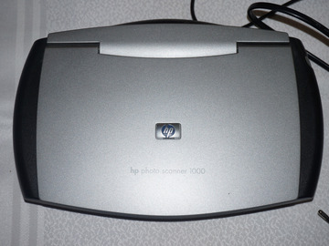 Troc: Scanner de photos HP couleur
