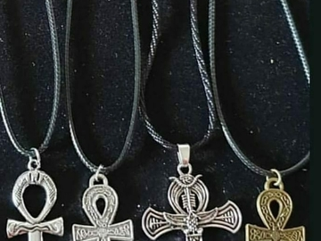 For Sale: Egyptian Necklaces