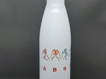 For Sale: BSL Personalised Water Bottle