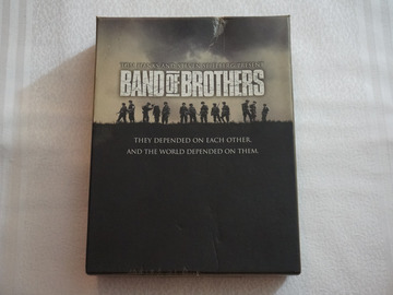 Troc: Dvd collector Band of brothers