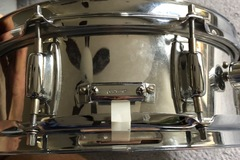 Selling with online payment: Ludwig 13x5.5 chrome over wood