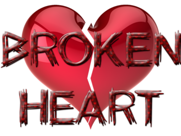 Selling: Broken Hearted - Free Part 1 in Listing