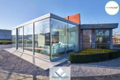 .: Veranda in minimalistische stijl | door Verandaland