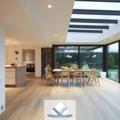 .: Veranda in moderne stijl | door Verandaland
