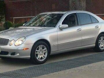 Selling: Mercedes OEM Wheels