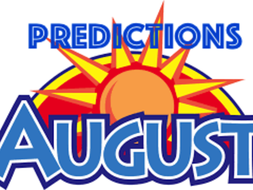 Selling: AUGUST PERSONAL PREDICTIONS- TIMAEON
