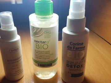 Venta: Pack limpieza facial
