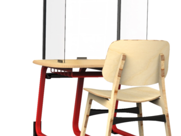 Sell your product: Individual Workspace Divider