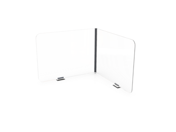 Sell your product: L Shaped Modular Design Sneeze Guard