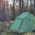 Vuokrataan (yö): Halti Koli 3 Finland kupoliteltta 1-3 henkilön retkille