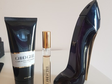 Venta: Reservado - Set Good Girl Carolina Herrera