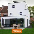 .: Strakke en moderne woning | Dewaele