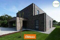 .: Kubistische houtskeletbouw | door Dewaele