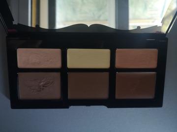 Venta: Paleta shade light contour crema