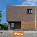 .: Strakke houtskeletbouw | door Dewaele