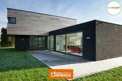 .: Houtskeletbouw met XL raampartijen | door Dewaele