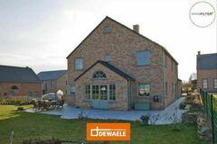 .: Houtskeletbouw met orangerie | door Dewaele