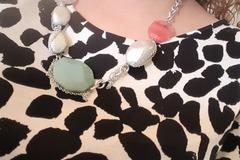 Buy Now: 24 pcs New Beaded Stones Necklaces