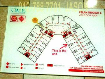 For rent: Oasis Centum Office Space Ara Damansara Petaling Jaya