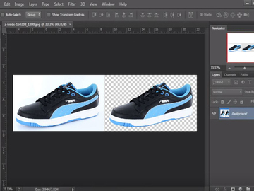 Offering with online payment: Photoshop Clipping Path/Cutout Image Service