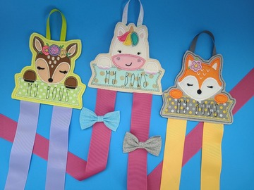 Selling with online payment: Bow Holder