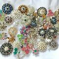Buy Now: 40 pieces Swarovski Pendants Assorted Styles &Colors- Xtra Fancy