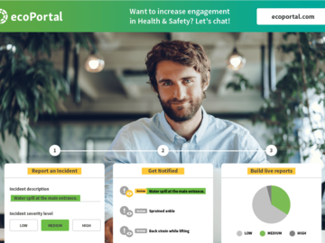 Request: ecoPortal - Health, Safety and Risk Management Software