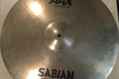 Selling with online payment: Sabian AAX Stage Ride Cymbal 21""