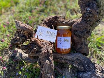 Les miels : MIEL des Sables de CAMARGUE 500G