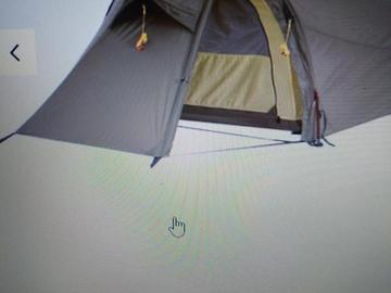 Til leie (per uke): Helsport Nordmarka 2-teltta