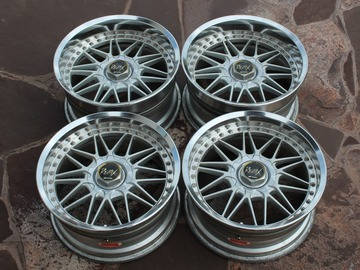 Selling: Work Rezax 17inch 5x114.3