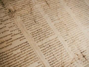 Online Payment - Group Session - Pay per Course : Introduction to Jewish Texts and Languages