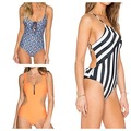 Liquidation/Wholesale Lot: [One-Pieces] Tavik Designer Swimwear One-Pieces, Assorted Sizes
